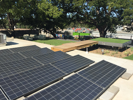 Arrington Roofing - DFW Solar Tour on